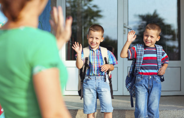 First day of school presents jitters for kids, parents     nwitimes.com