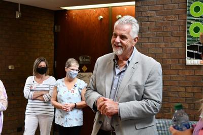 Geminus dedicates headquarters building to co-founder Robert 'Bob' Krumwied