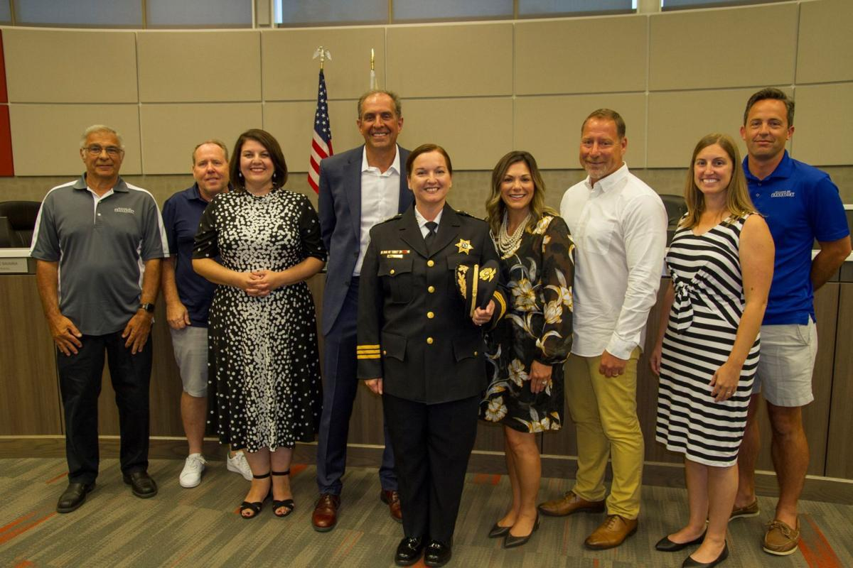 New police chief works to expand outreach efforts