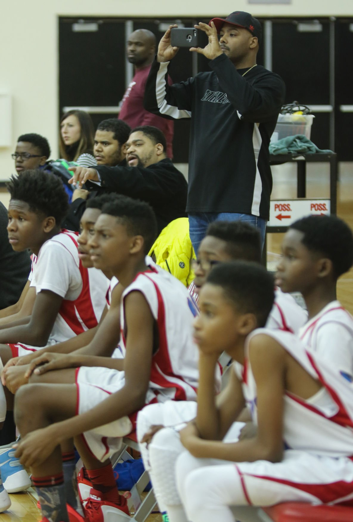 Lansing's annual Crosstown Classic basketball game