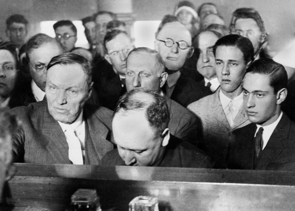 TRUE CRIME: Why were killers Leopold and Loeb spared?