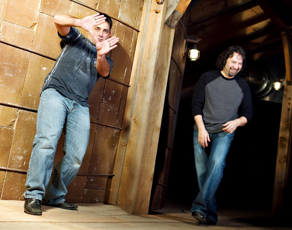 Zao Island and ValpoLife Music Series — Chris and Lou
