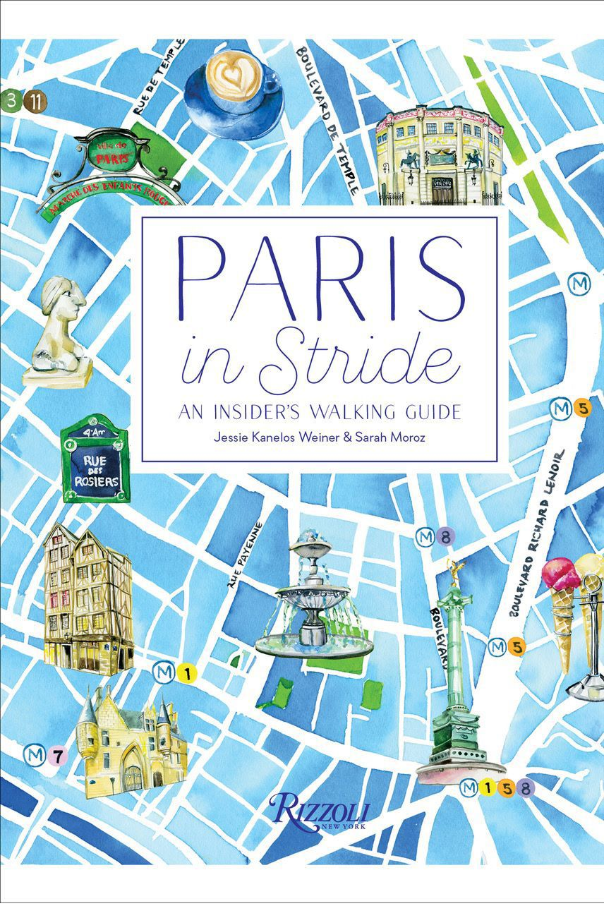 Will Travel for Food: Paris in Stride