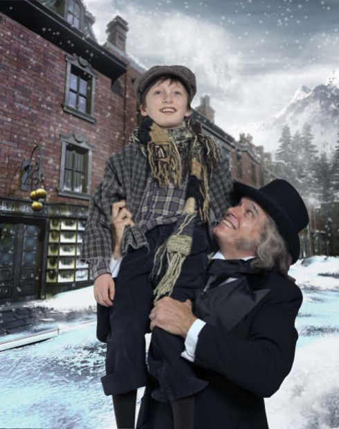 Musical with Holiday Spirit: 'A Christmas Carol: The Musical' opens today at Theatre at the ...