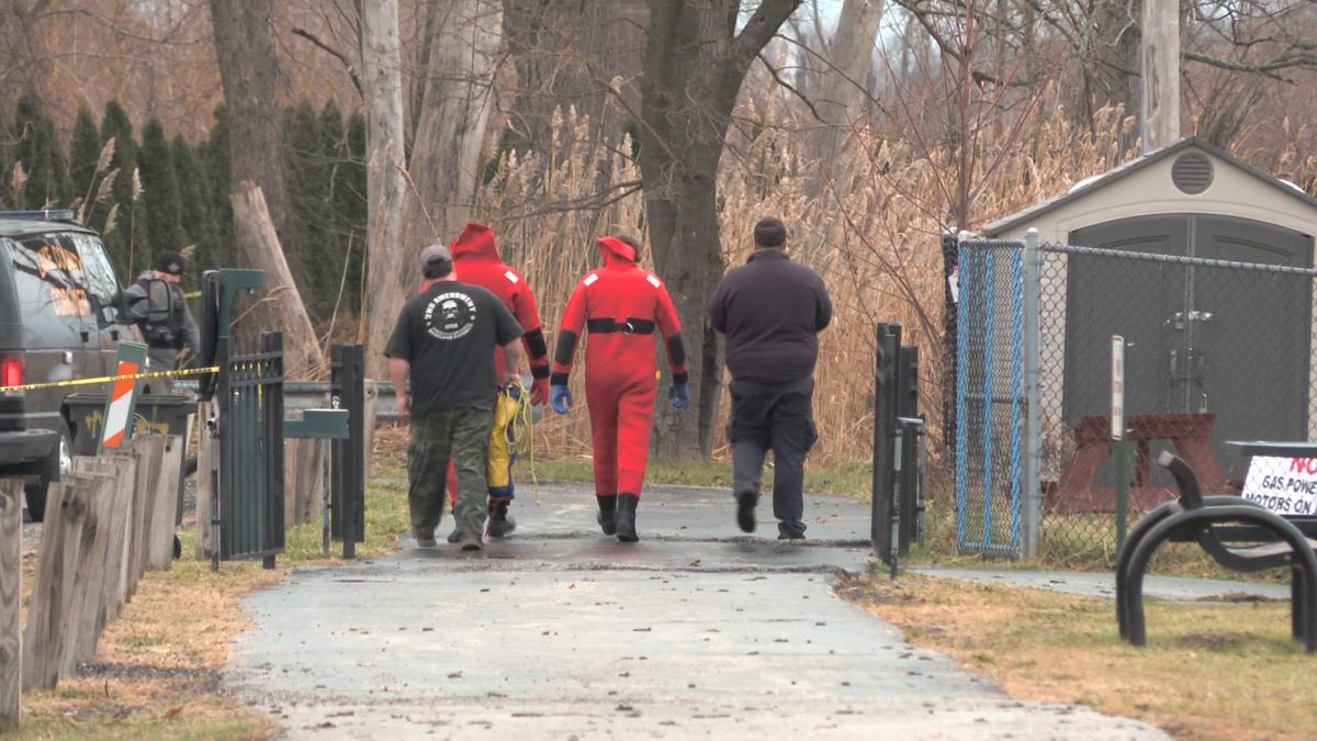 Body Discovered in Lake by Walker