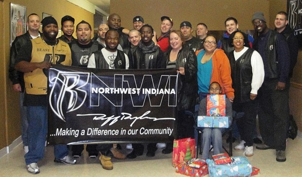 INSIGHT: Ruff Ryders make a difference in the community and Valpo