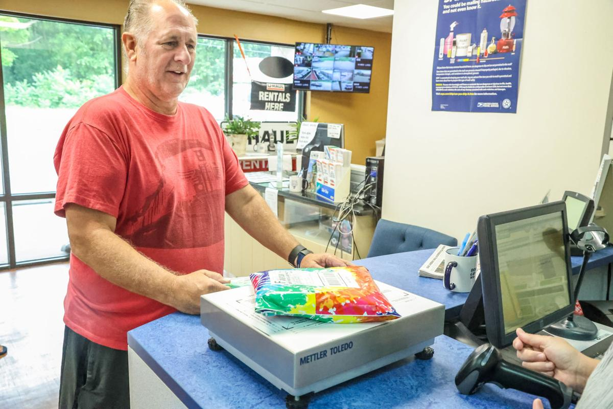Stamp Winfield post office open for business.
