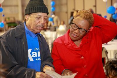 Election night with Mayor Karen Freeman-Wilson