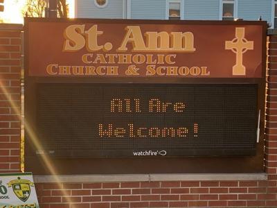 St. Ann Parish, Lansing