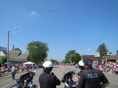 LaPorte Fourth of July parade