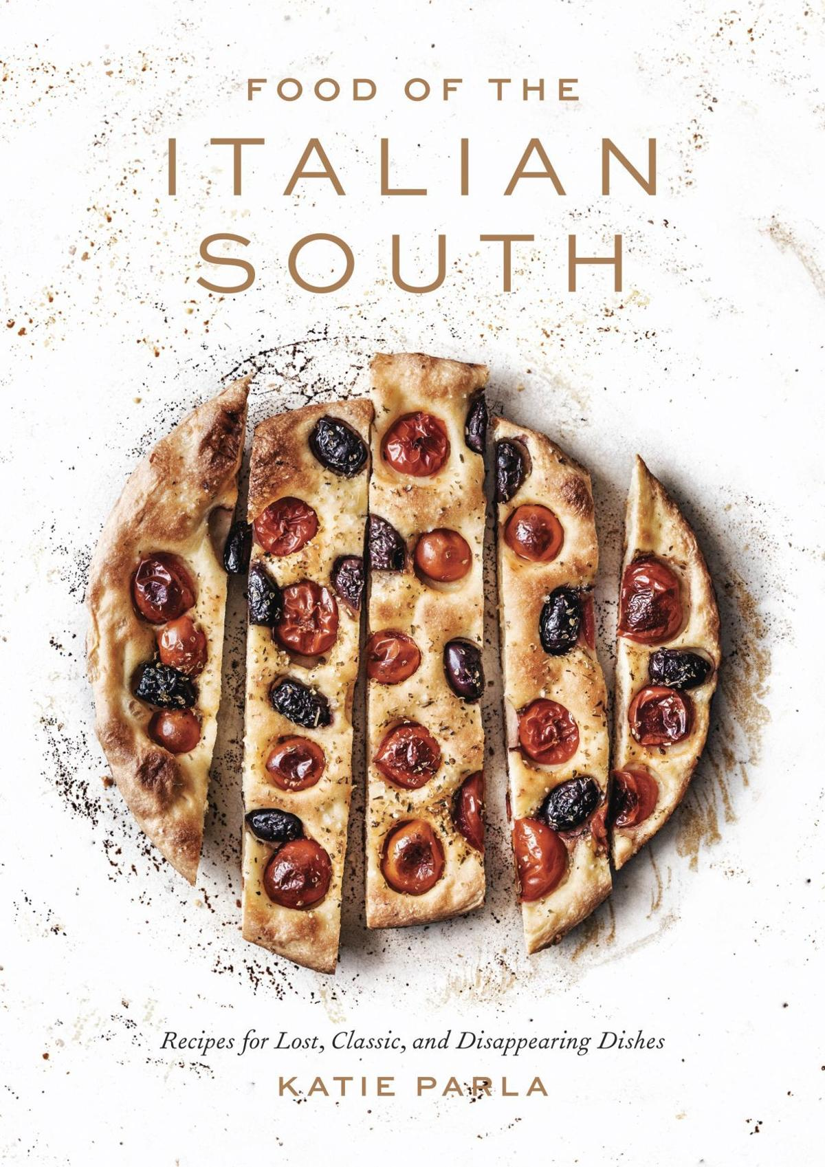 Food of the Italian South Cover