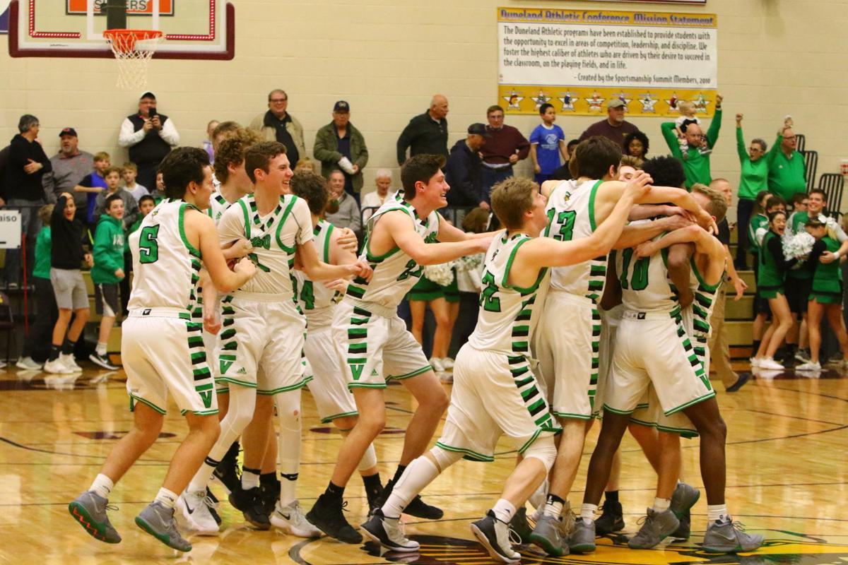 Chesterton Boys Basketball Sectional Final: Merrillville vs. Valparaiso boys basketball