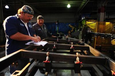 Manufacturing, insurance lead Indiana business formation