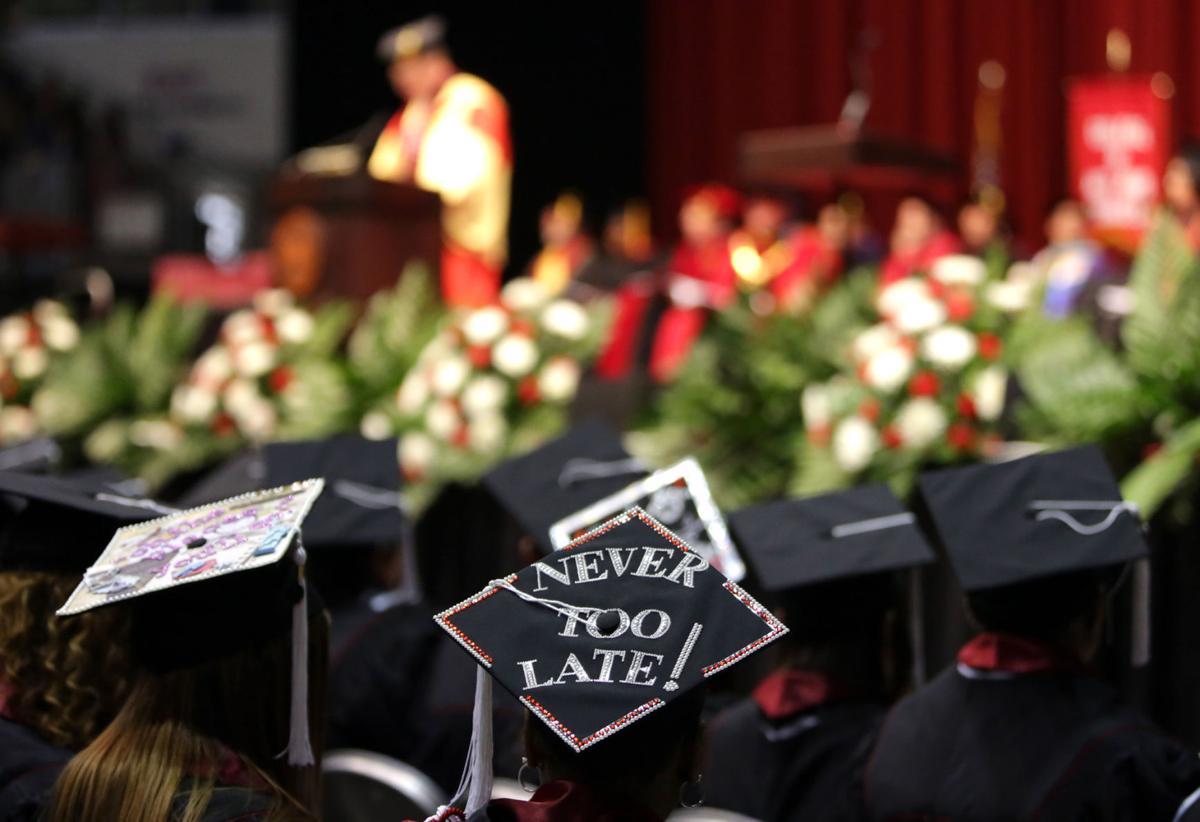 IUN graduates' diversity praised