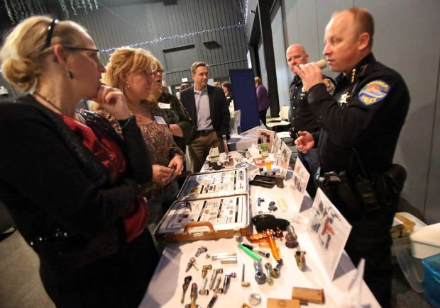 Breaking the Silence event targets substance abuse, addiction