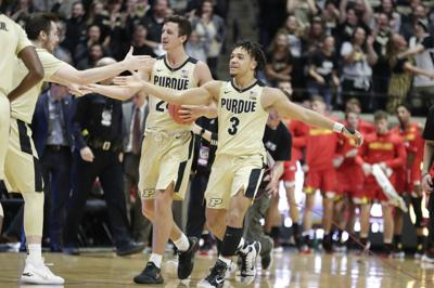 0688996f3d9 Edwards  late flurry leads Purdue past No. 23 Maryland