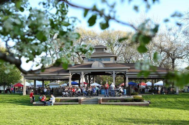 Central Market food, artisans, music, and more make Griffith Park a destination