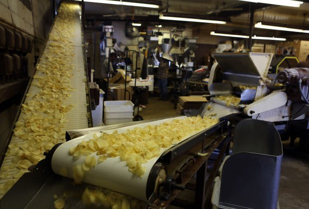 Peerless Potato Chips goes out of business after 90 years