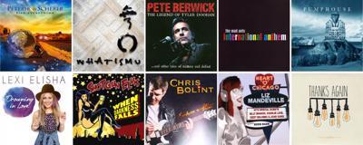 Tom's Top 10 Albums