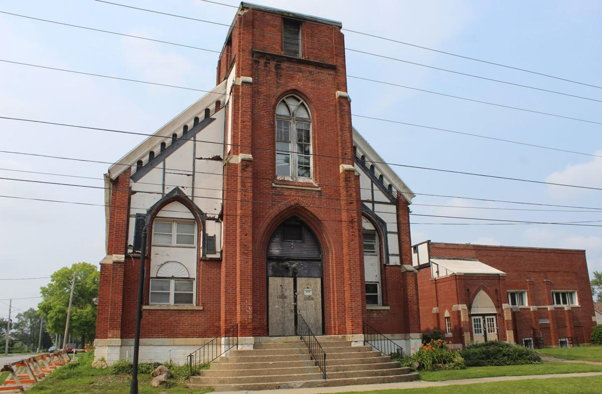 Old Trinity Lutheran Church