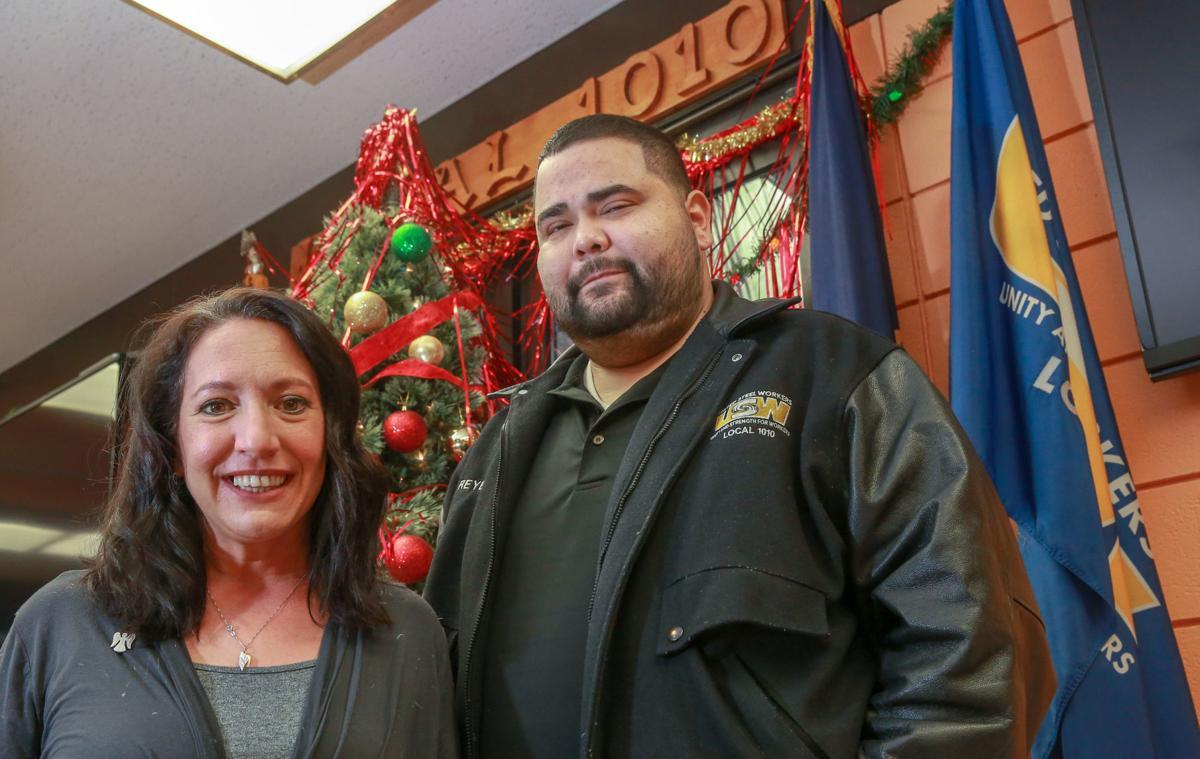 'Kidney twins' celebrating first holiday season after life-saving donation