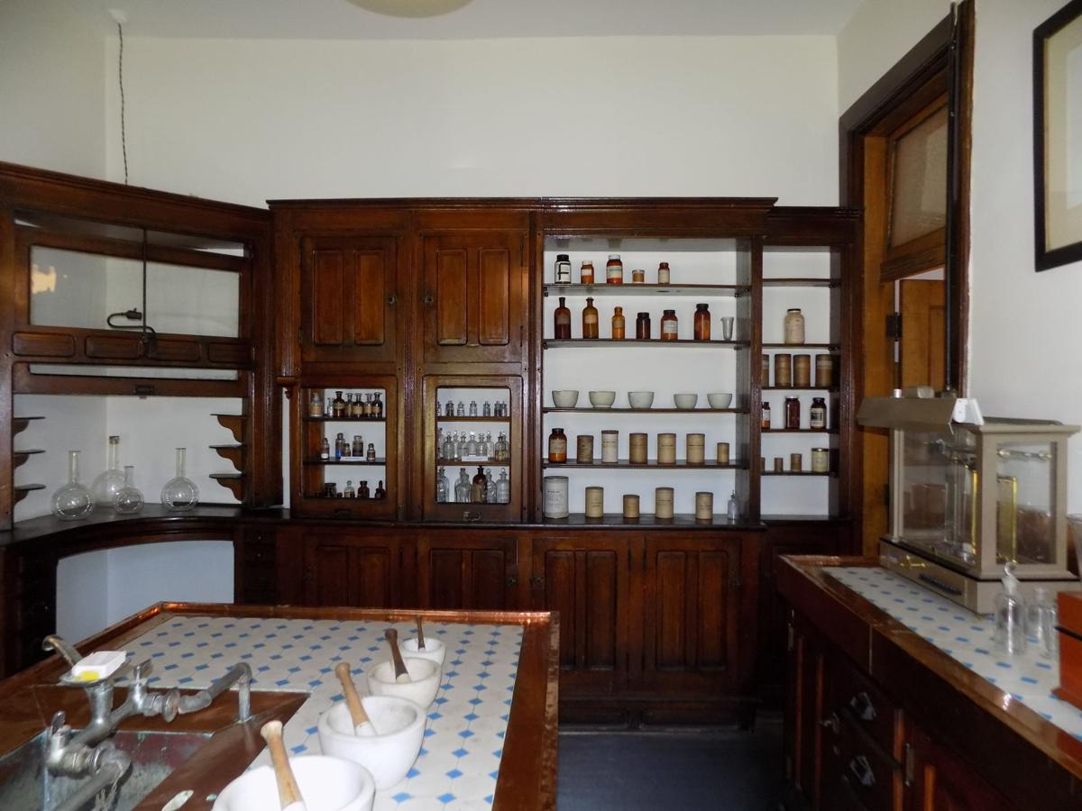 Indy museum highlights bizarre evolution of modern medicine