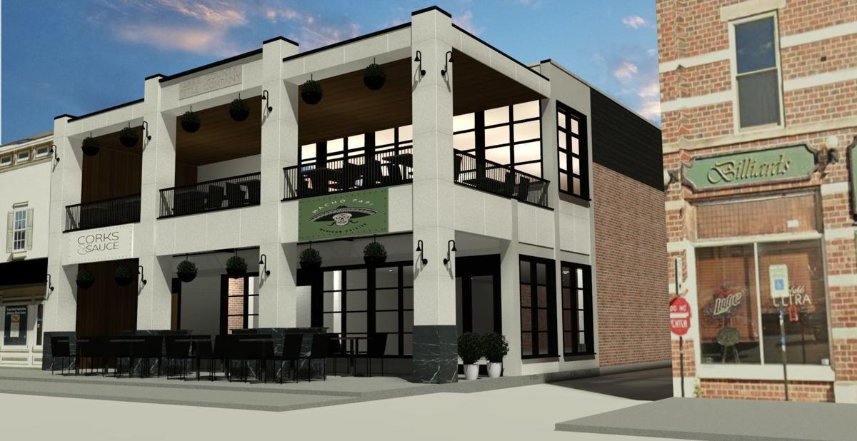 New 208 S. Main St. rendering