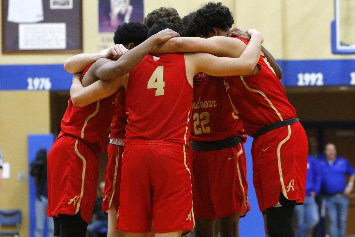 Gallery: Boys basketball 2A regional final - Andrean vs. Westview (PREVIEW)