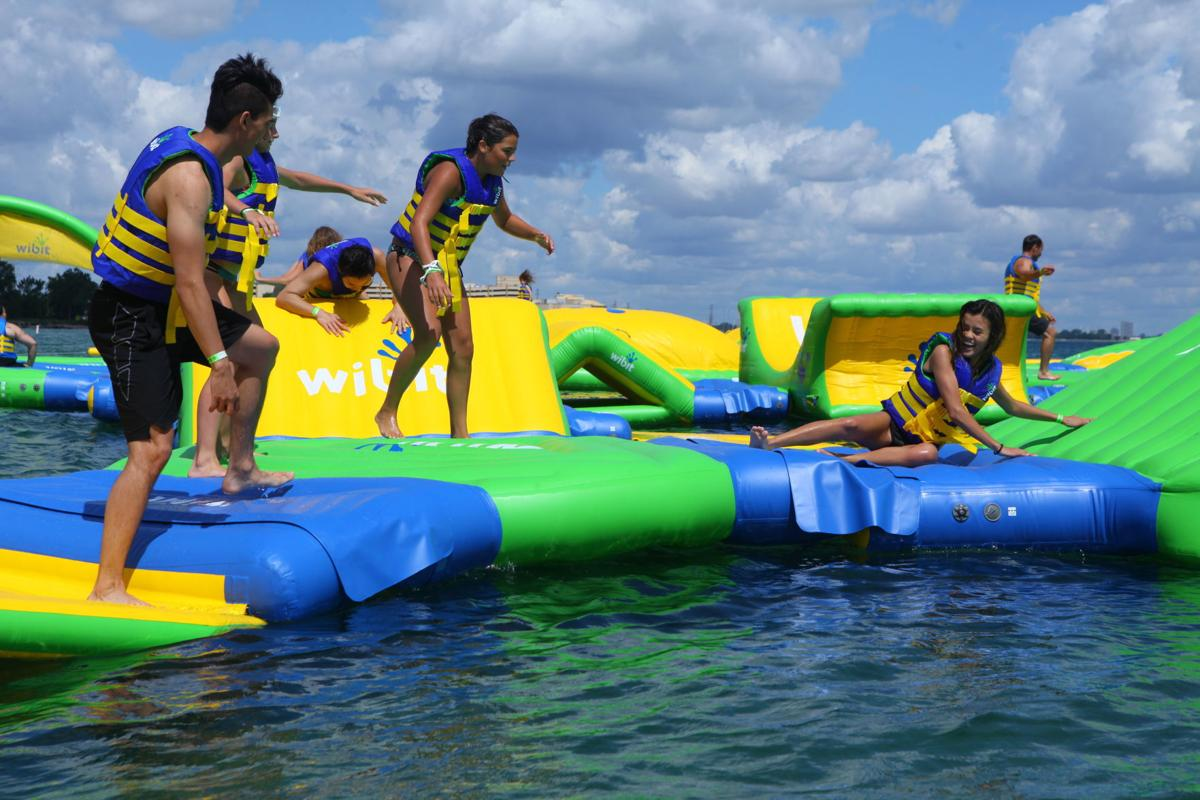 Whiting WhoaZone water park saw over 20,000 people in its first season; city plans to expand next summer