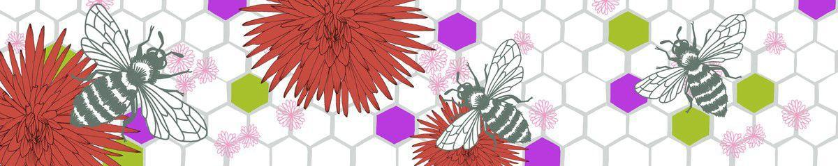 Highland's new bee mural could have people buzzing