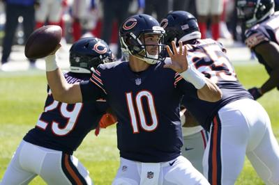 Giants Bears Football