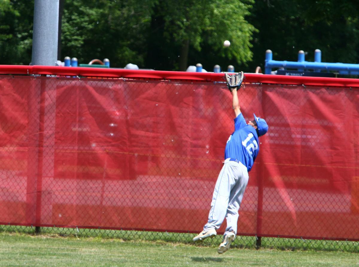 Boone Grove vs. Lafayette Central Catholic in baseball semistate