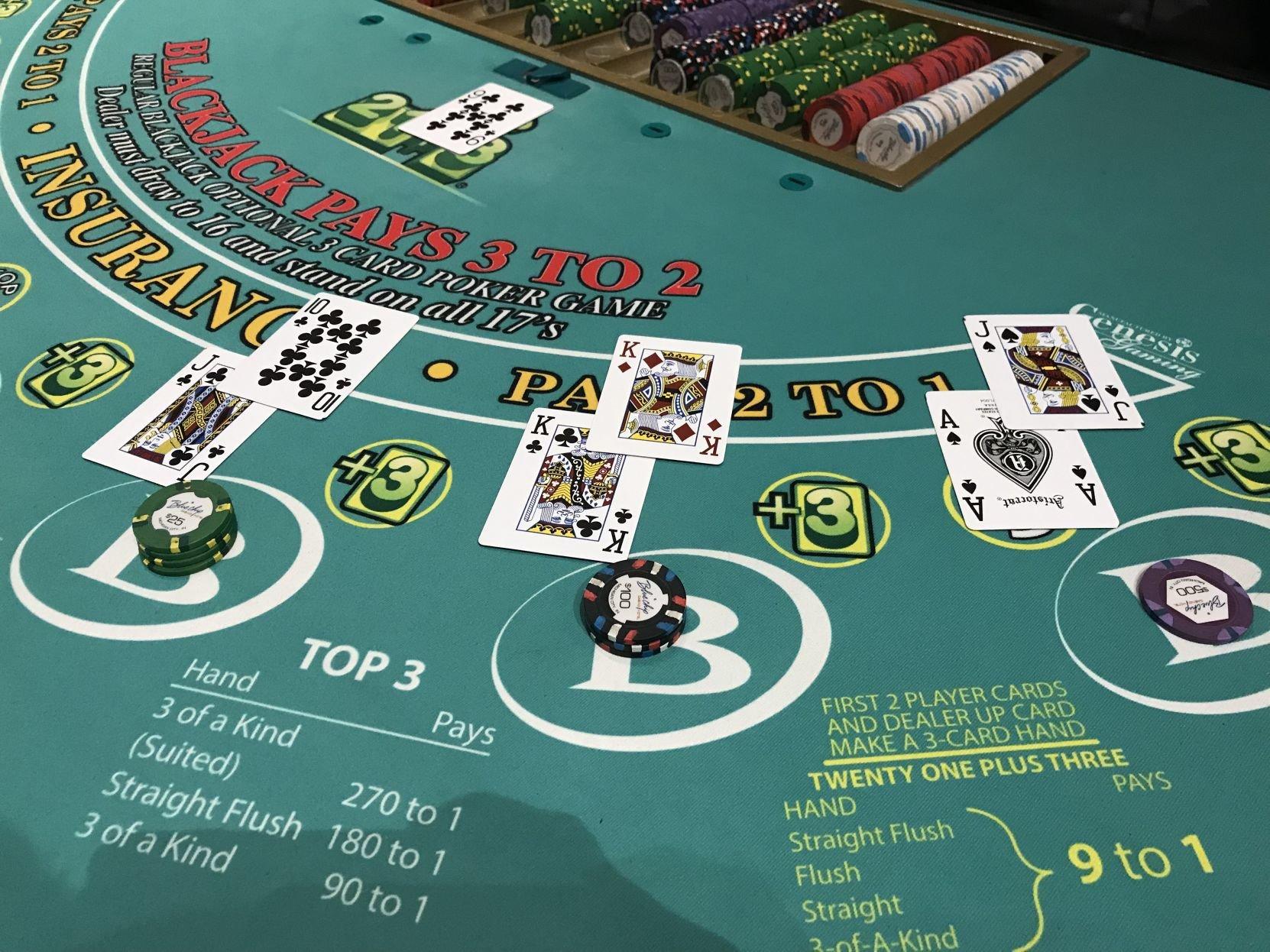 Blackjack chips for sale