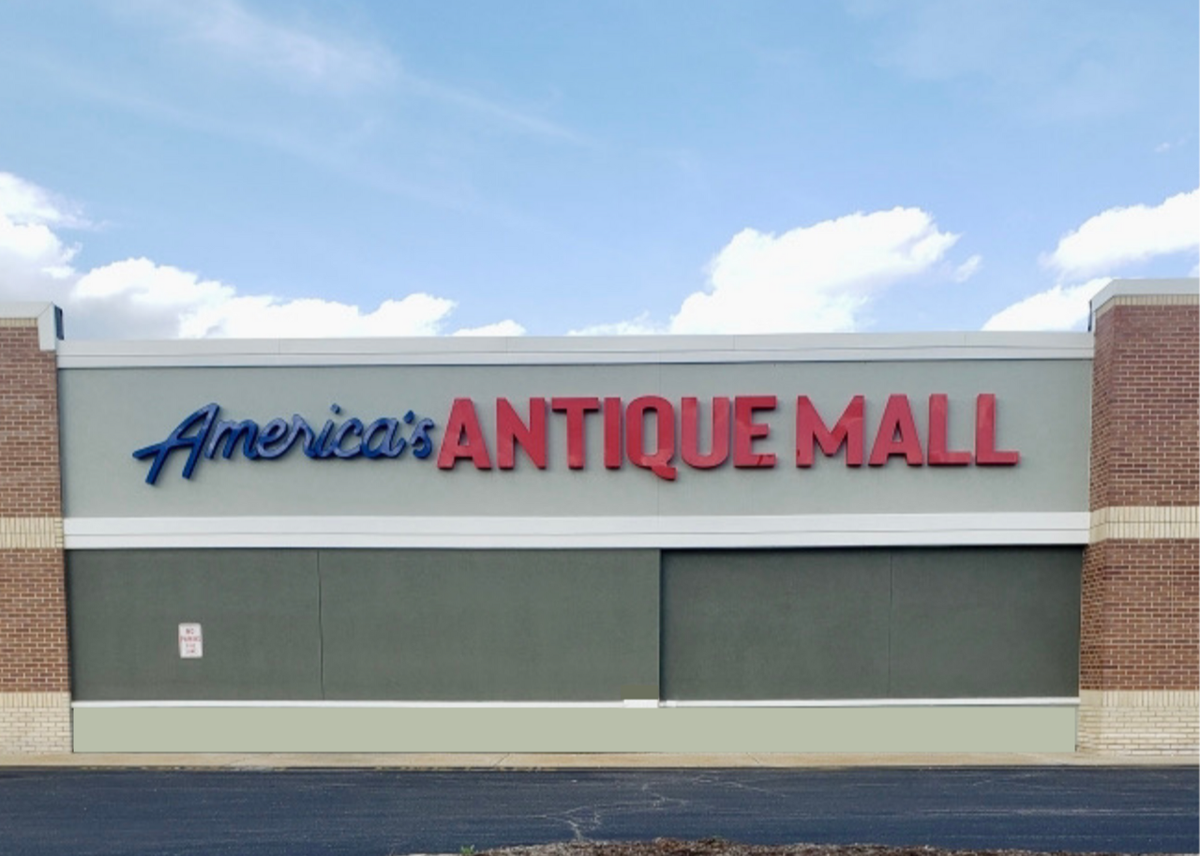 Construction underway on huge America's Antique Mall coming to Highland