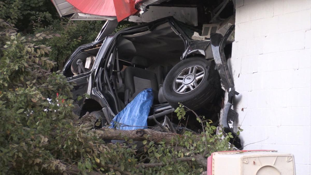 2 taken to hospital after car slams into Dairy Queen | South