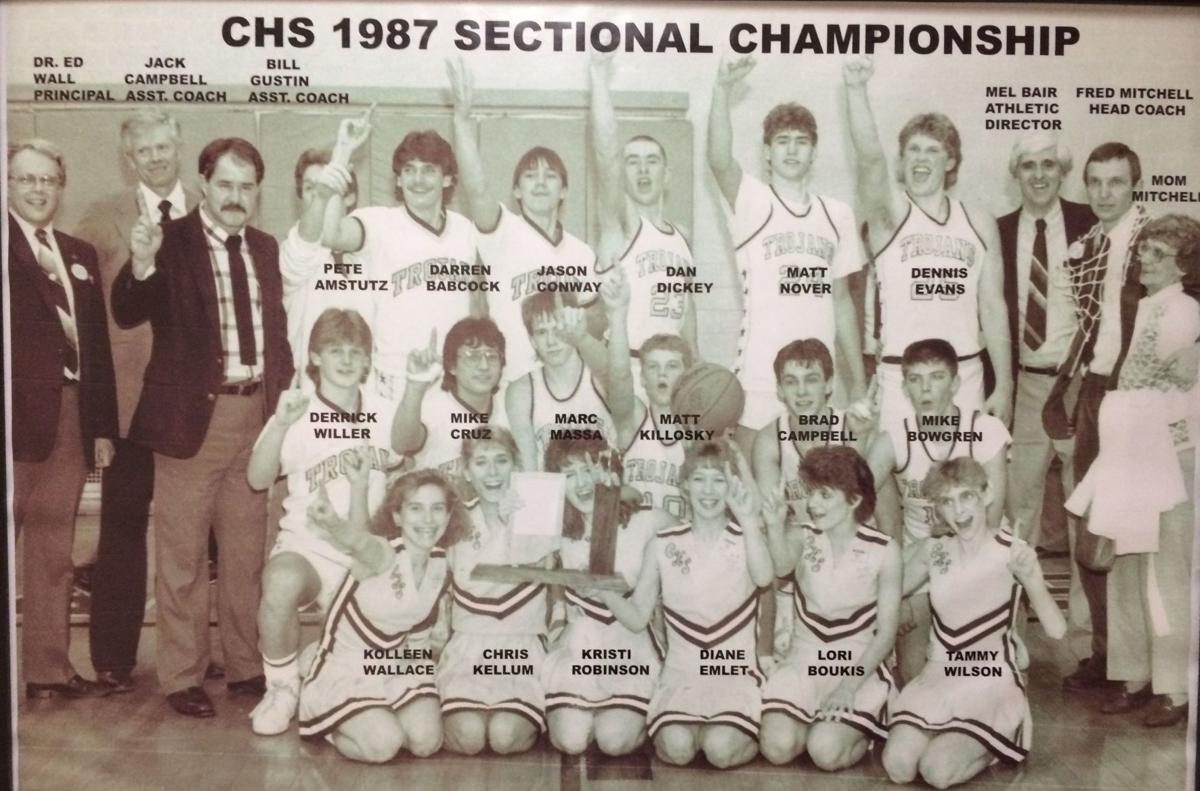 Chesterton hopes to make history in sectional play
