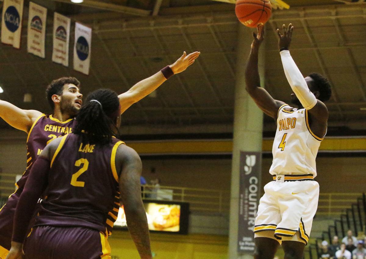 Central Michigan at Valparaiso men's basketball (copy)