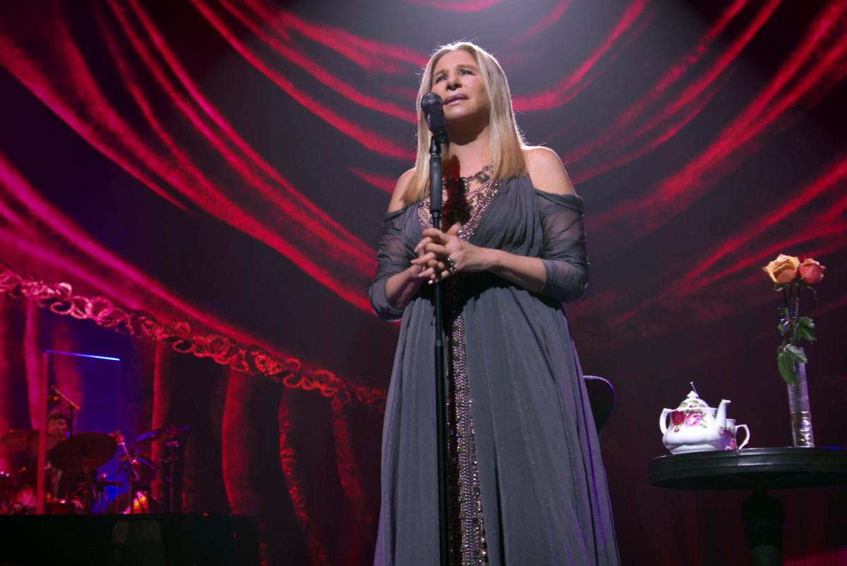 Music-Q&A-Barbra Streisand