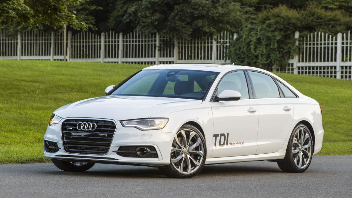 A6 Tdi Offers Impressive Combo New Audi Has It All Efficiency German Luxury And Style Cars Nwitimes