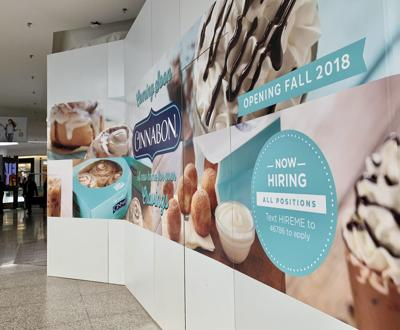 Southlake Mall Cinnabon closed only temporarily