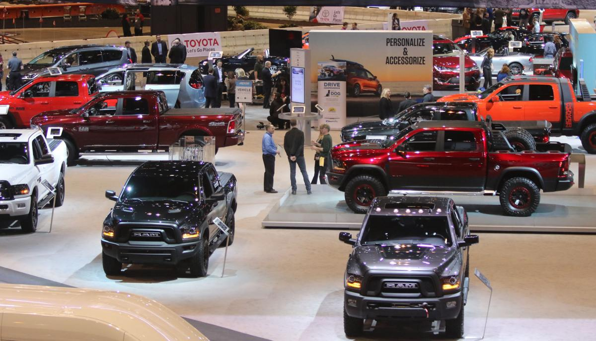 Explorer and taurus front and center at chicago auto show business nwitimes com
