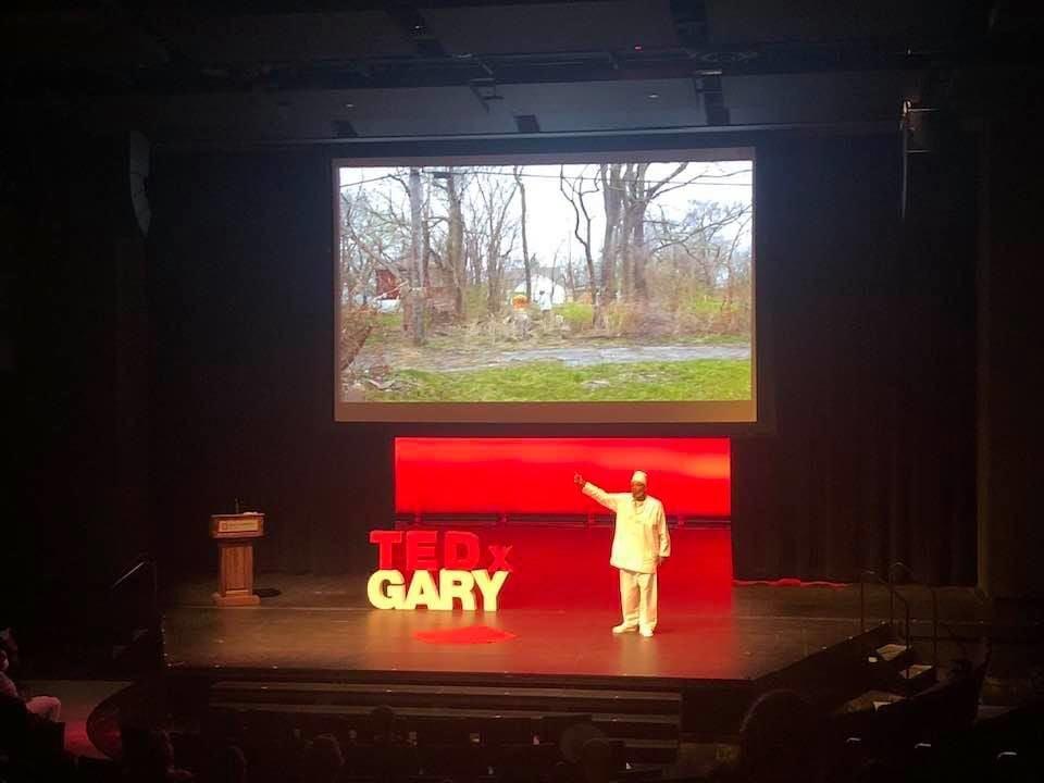 TEDx Gary presents ideas for innovation