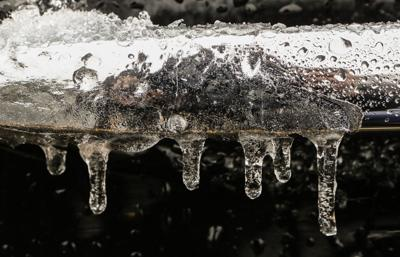 Ice weather stock