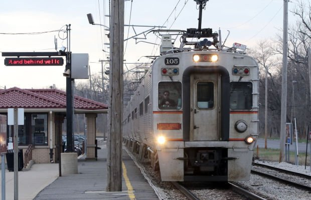 South Shore Commuter Rail Projects Set For 2016 Nwi