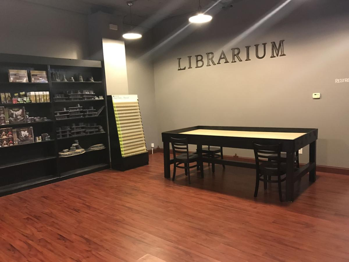 Librarium Cafe brings butterbeer and board games to Hobart
