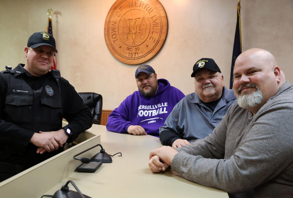 Retired Police Cars For Sale >> Minchuk family dedicated to community | Lake County News | nwitimes.com