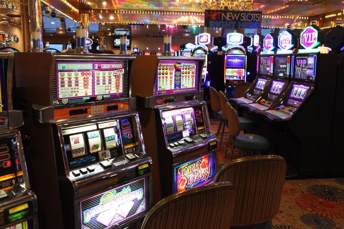Casinos With Slot Machines