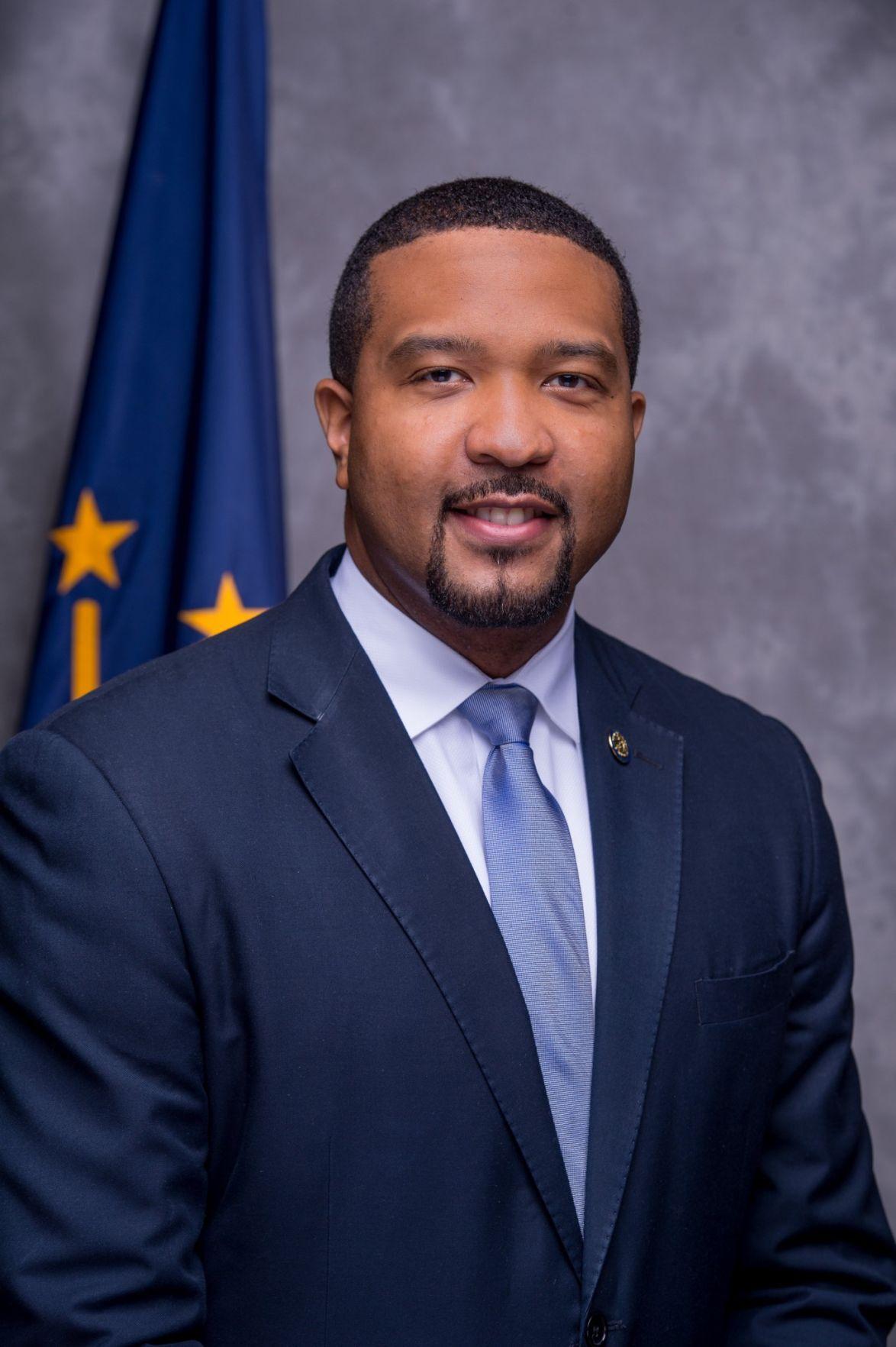 State Sen. Eddie Melton, D-Gary