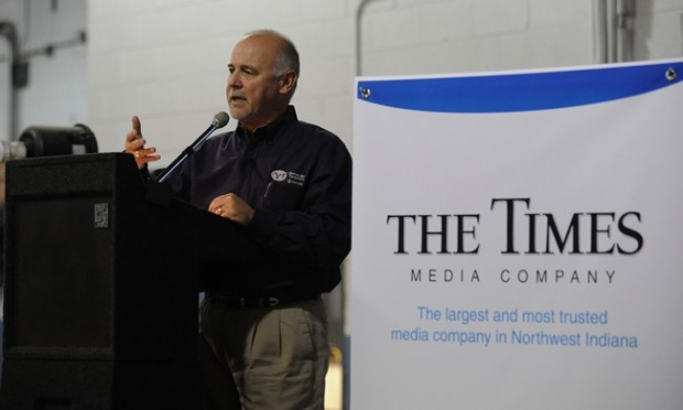 Times publisher: Newspapers are a key community cog
