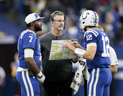 Charting The Colts Football